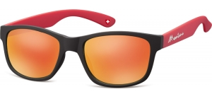 M43A;; Schwarz + rot + Revo rot lenses  Revo Lenses - Rubbertouch - Soft Pouch Included ;56;20;147