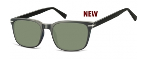 SG-CP119;;<p> Schwarz + G15 Gläser<br /> <br /> Injected CP Sunglasses - Optical Quality - UV400 - CAT 3. - Soft Pouch Included</p> ;53;19;140