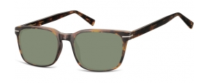 SG-CP119C;;<p> Transparent havanna + G15 Gläser<br /> <br /> Injected CP Sunglasses - Optical Quality - UV400 - CAT 3. - Soft Pouch Included</p> ;53;19;140